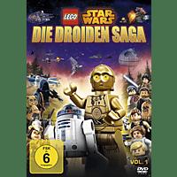 LEGO Star Wars: Die Droiden Saga - Vol. 1 [DVD]