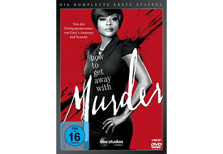 How to get Away with Murder - Staffel 1 DVD