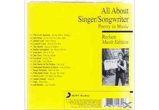 VARIOUS - All About - Reclam Musik Edition - Singer/Songwriter  - (CD)