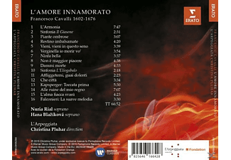 Christina Pluhar - L'amore Innamorato  - (CD)