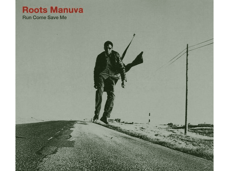 Roots Manuva - Run Come Save Me [CD]