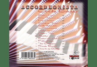 Christa Behnke - Accordeonista  - (CD)