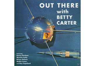 Betty Carter - OUT THERE  - (CD)
