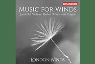 London Winds - Bläserquintette Des 20.Jh. [CD]