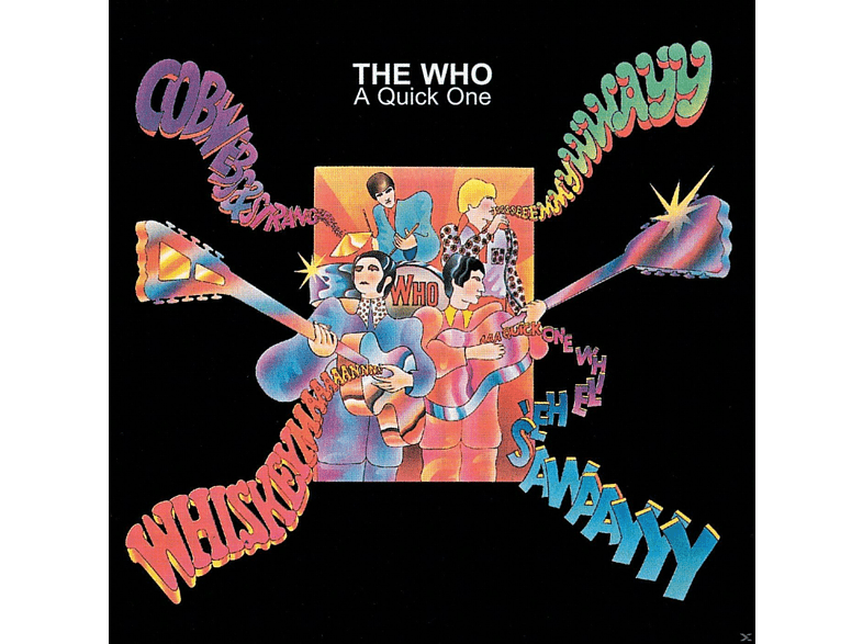 The Who - A Quick One (Lp) [Vinyl]