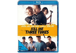 Kill me three Times Blu-ray