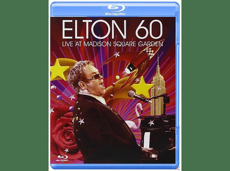 Elton John - Elton 60-Live At Madison Square Garden (Blu-Ray) [Blu-ray]
