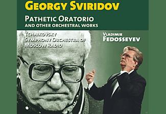 Vladimir Fedosseyev, Tschaikowsky-Sinfonieorchester des Moskauer Rundfunks - Pathetisches Oratorium/ Zeit Vorwärts/ Kleines Tript  - (CD)