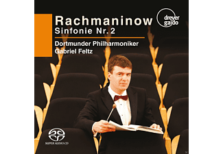 Gabriel Feltz, Dortmunder Philharmoniker - Sinfonie 2 Op.27  - (SACD Hybrid)