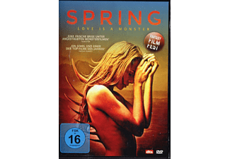 SPRING - LOVE IS A MONSTER DVD