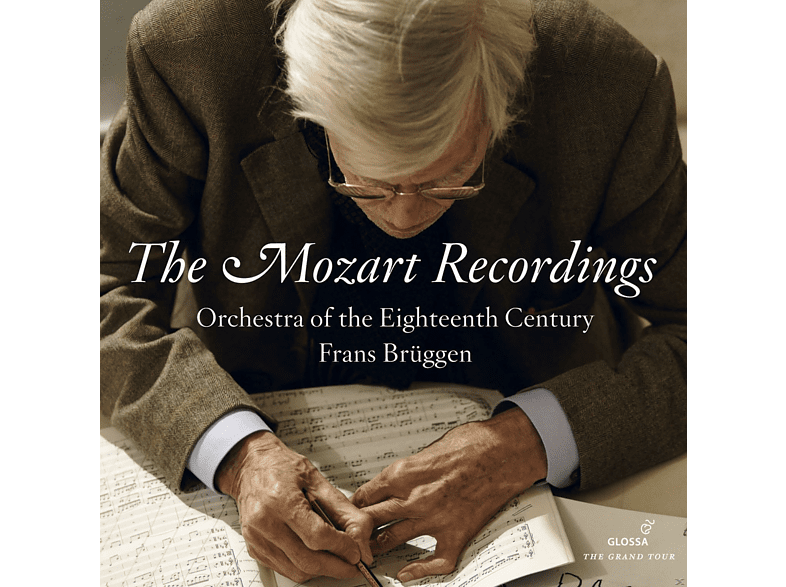 Frans Brüggen, Thomas Zehetmair, Orchestra Of The 18th Century, Joyce Didonato - The Mozart Recordings [CD]