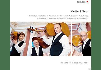 Rastrelli Cello Quartet - Cello Effect  - (CD)