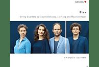 Amaryllis Quartett - Blue-Streichquartette [CD]