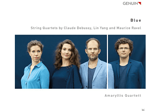 Amaryllis Quartett - Blue-Streichquartette  - (CD)