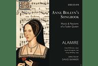 Alamire, Clare Wilkinson, Jacob Heringman, Kirsty Whatley - Anne Boleyn's Songbook [CD]