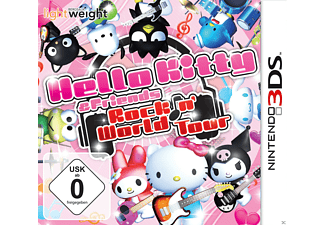 Hello Kitty & Friends Rockin World Tour - [Nintendo 3DS]