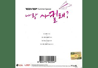 Teen Top - Be Ma Girl Summer Special  - (Maxi Single CD)