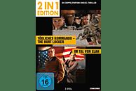 Tödliches Kommando - The Hurt Locker / Im Tal von Elah [DVD]