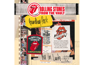 The Rolling Stones - From The Vault-Live In Leeds 1982  - (DVD + CD)