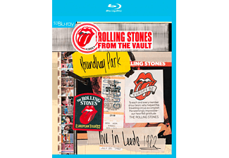 The Rolling Stones - From The Vault-Live In Leeds 1982  - (Blu-ray)