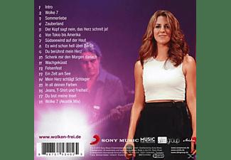 Wolkenfrei - Wachgeküsst (Live)  - (CD)