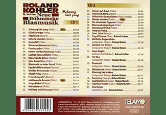 Roland & Seine Neue Böhmische Blasmusik Kohler - Schwung Hält Jung-Das Beste Vom Besten  - (CD)