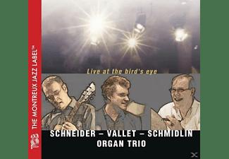 SCHNEIDER/VALLET/SCHMIDLIN - Live At The Bird's Eye  - (CD)