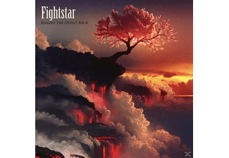 Fightstar - Behind The Devil's Back  - (CD)