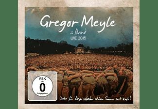 Gregor Meyle - Live 2015  - (CD)