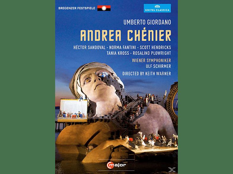 Olf & Wso Schirmer, Schirmer/Sandoval/Hendricks - Andrea Chenier [DVD]