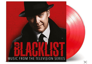 OST/VARIOUS - Blacklist (Transparent Red Vinyl) - (Vinyl)