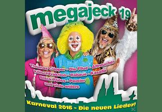 VARIOUS - Megajeck 19  - (CD)