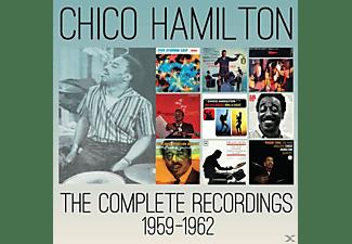 Chico Hamilton - The Complete Recordings 1959-1962  - (CD)