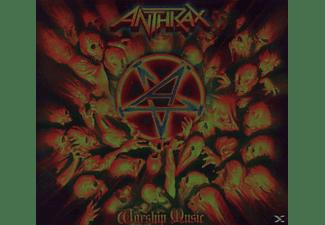 Anthrax - Worship Music  - (CD)