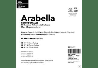 Netherlands Philharmonic Orchestra - Arabella  - (SACD Hybrid)