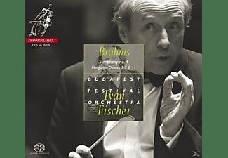 Budapest Festival Orchestra - Sinfonie 4  - (SACD Hybrid)