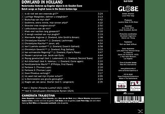 Camerata Trajectina - Dowland In Holland  - (CD)