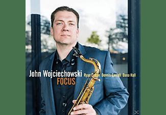 John Wocjiechowski - Focus  - (CD)