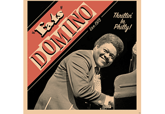 Fats Domino - Thrillin' In Philly Live 1973  - (CD)