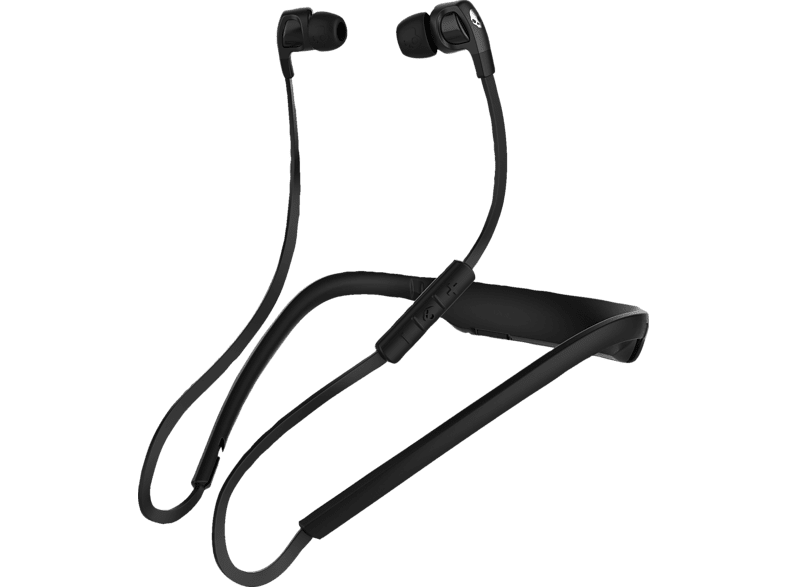SKULLCANDY SB2, In-ear Kopfhörer Bluetooth Schwarz/Chrome