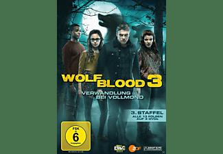 Wolfblood: Verwandlung bei Vollmond - Staffel 3 DVD
