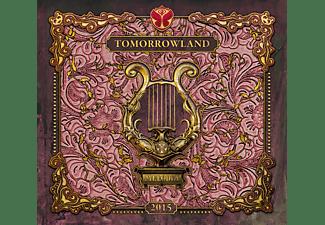 VARIOUS - Tomorrowland-The Secret Kingdom Of Melodia  - (CD)