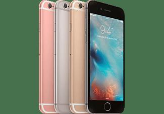 "Apple iPhone 6S de 16GB con red 4G, pantalla retina HD de 4, 7"", gris"