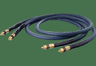 OEHLBACH 13115 Cinch-Kabel, Blau