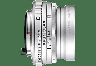 PENTAX 20180 FA 43 mm / 1.9 Limited 43 mm - 65 mm f/1.9 (Objektiv für Pentax K-Mount, Silber)