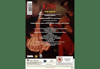 The Mothers, Frank Zappa - Roxy-The Movie  - (DVD)