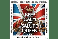 VARIOUS - Keep Calm & Salute The Queen [CD]