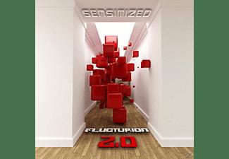 FLUCTURION 2.0 - Sensitized  - (CD)