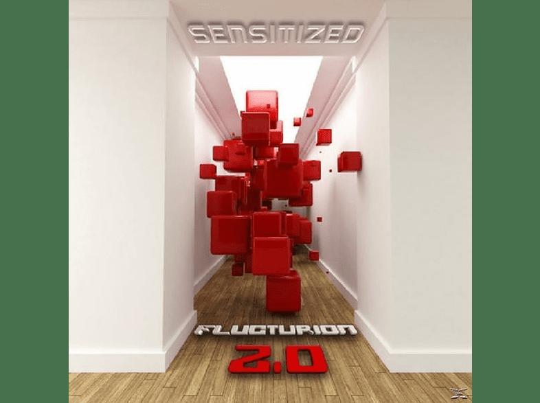 FLUCTURION 2.0 - Sensitized [CD]