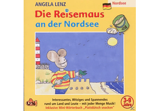 Angela Lenz - Die Reisemaus An Der Nordsee  - (CD)